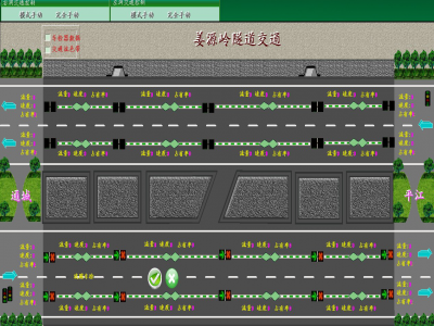 隧道及道路监控系统软件